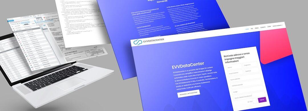 EVVDATACENTER, il nuovo portale Franzosini